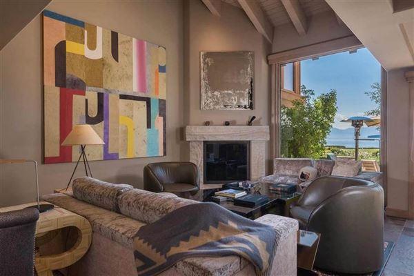 Luxury real estate Striking updated Homewood residence