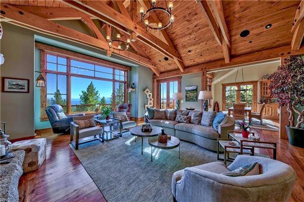 Luxury homes HUGE panoramic lake views on the Eastern Slope