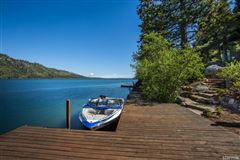 Fallen Leaf Lake luxury homes