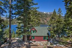 Luxury properties Fallen Leaf Lake