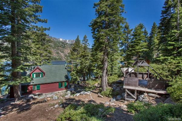 Luxury real estate Fallen Leaf Lake