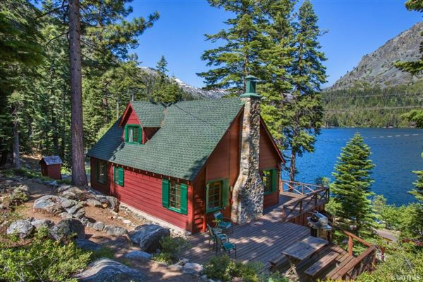 Fallen Leaf Lake luxury real estate