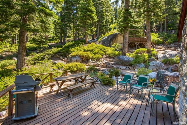 Fallen Leaf Lake luxury properties