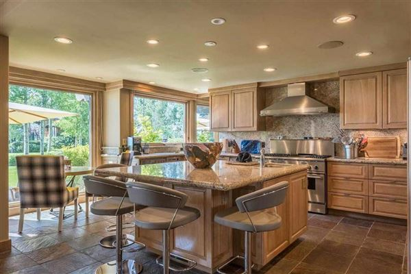 Striking updated Homewood residence luxury real estate