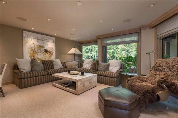 Luxury properties Striking updated Homewood residence