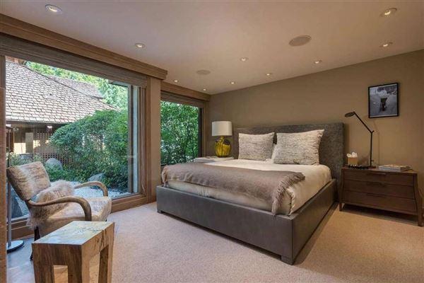 Striking updated Homewood residence luxury properties