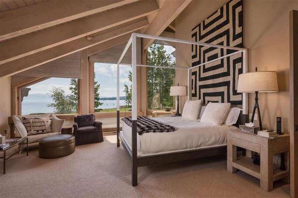 Striking updated Homewood residence mansions