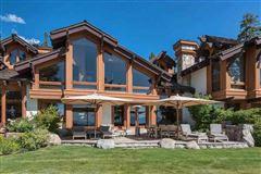 Striking updated Homewood residence luxury homes