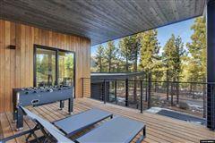 Luxury properties private gated Clear Creek Tahoe community