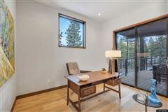 Mansions private gated Clear Creek Tahoe community