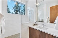 private gated Clear Creek Tahoe community mansions