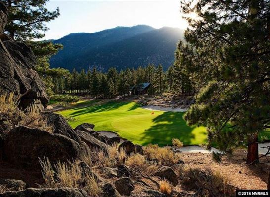 private gated Clear Creek Tahoe community luxury real estate