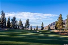 private gated Clear Creek Tahoe community luxury homes