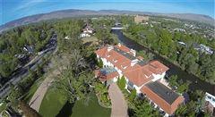 Historic and stunning Nixon Mansion mansions