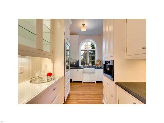 Historic and stunning Nixon Mansion luxury real estate