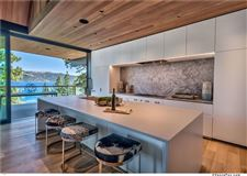 Luxury properties Brand new Crystal Bay luxury lakefront residence