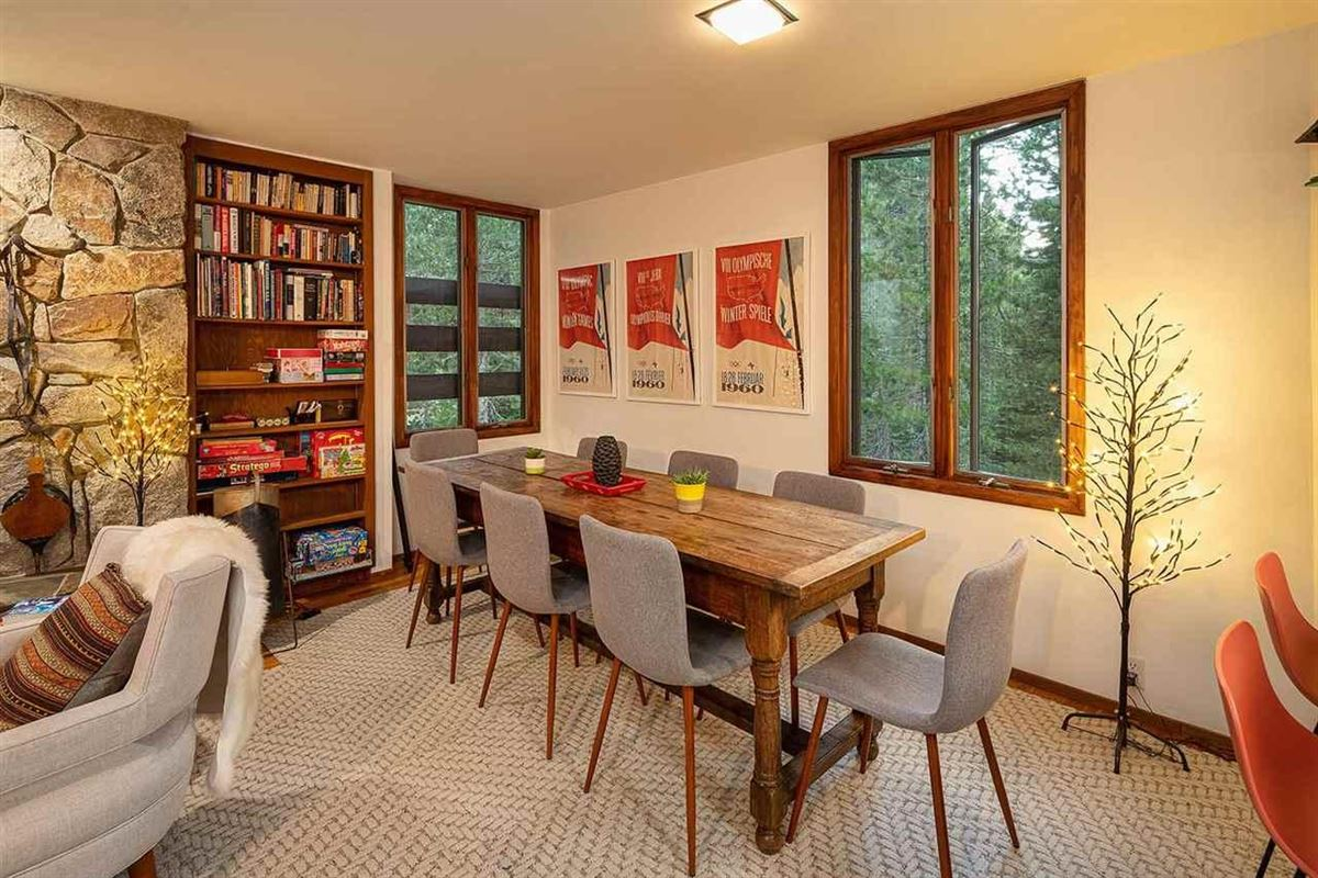 Luxury properties this Charming cabin is ready for its new owner