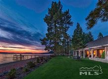 Luxury real estate ideal position on the first fairway