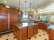 Luxury homes beautiful villa on Red Hawk Lakes golf course