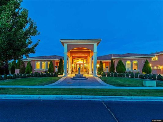 beautiful villa on Red Hawk Lakes golf course luxury properties