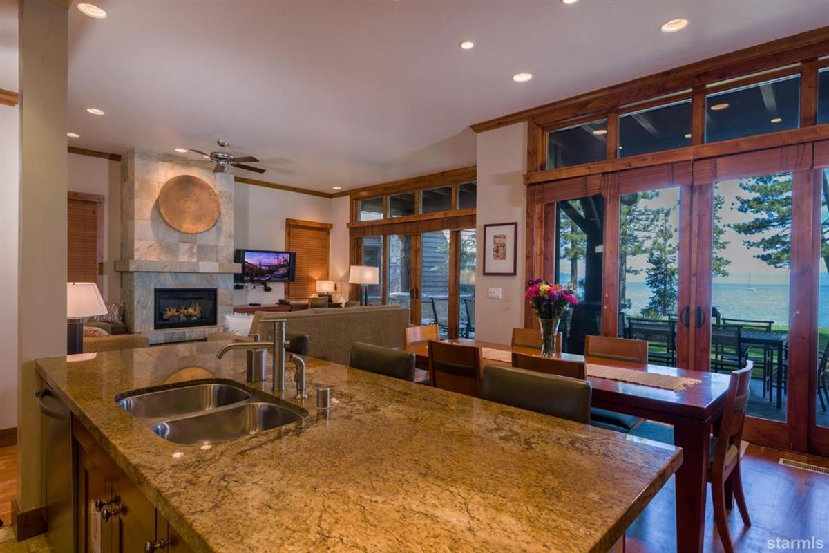 Mansions exclusive beachfront townhome