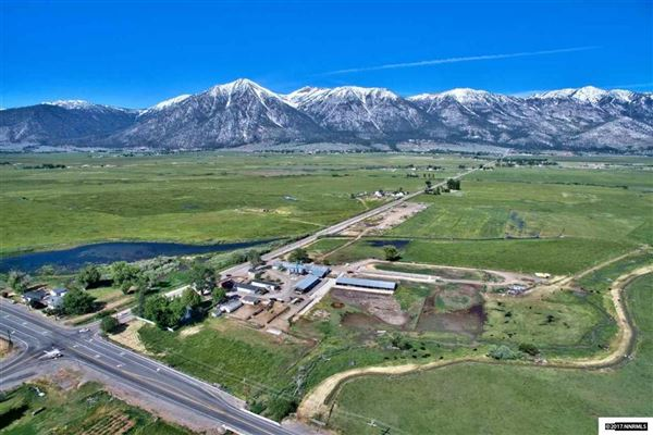 Historic Carson Valley Ranch Nevada Luxury Homes
