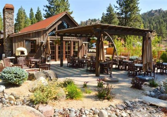 Mansions premier location in Clear Creek Tahoe