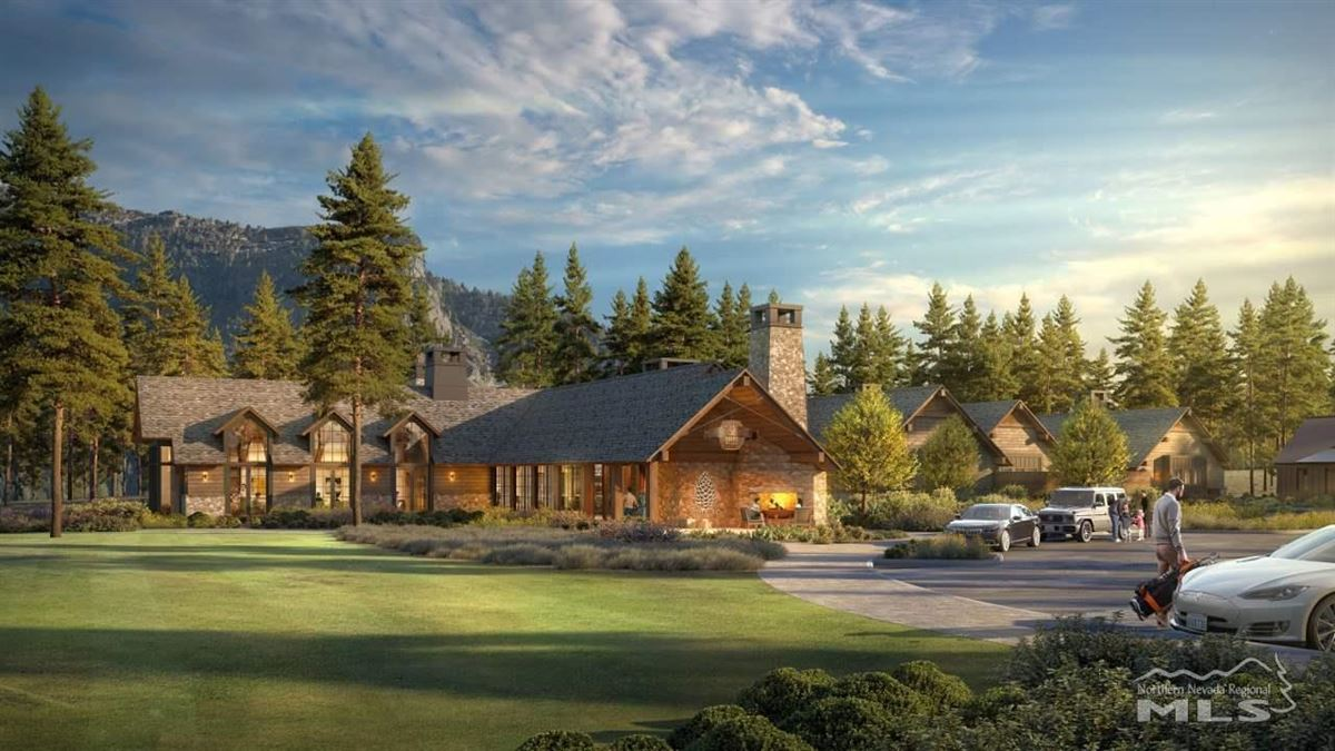 Luxury real estate premier location in Clear Creek Tahoe