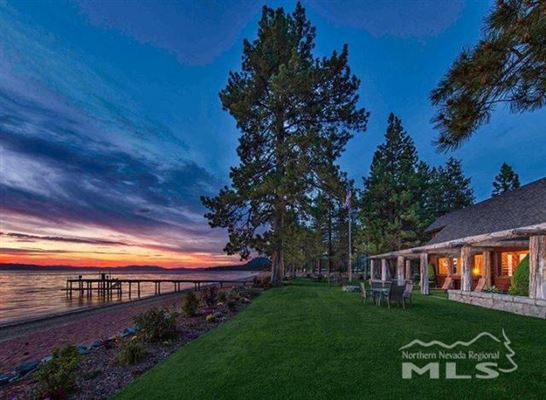 premier location in Clear Creek Tahoe luxury properties