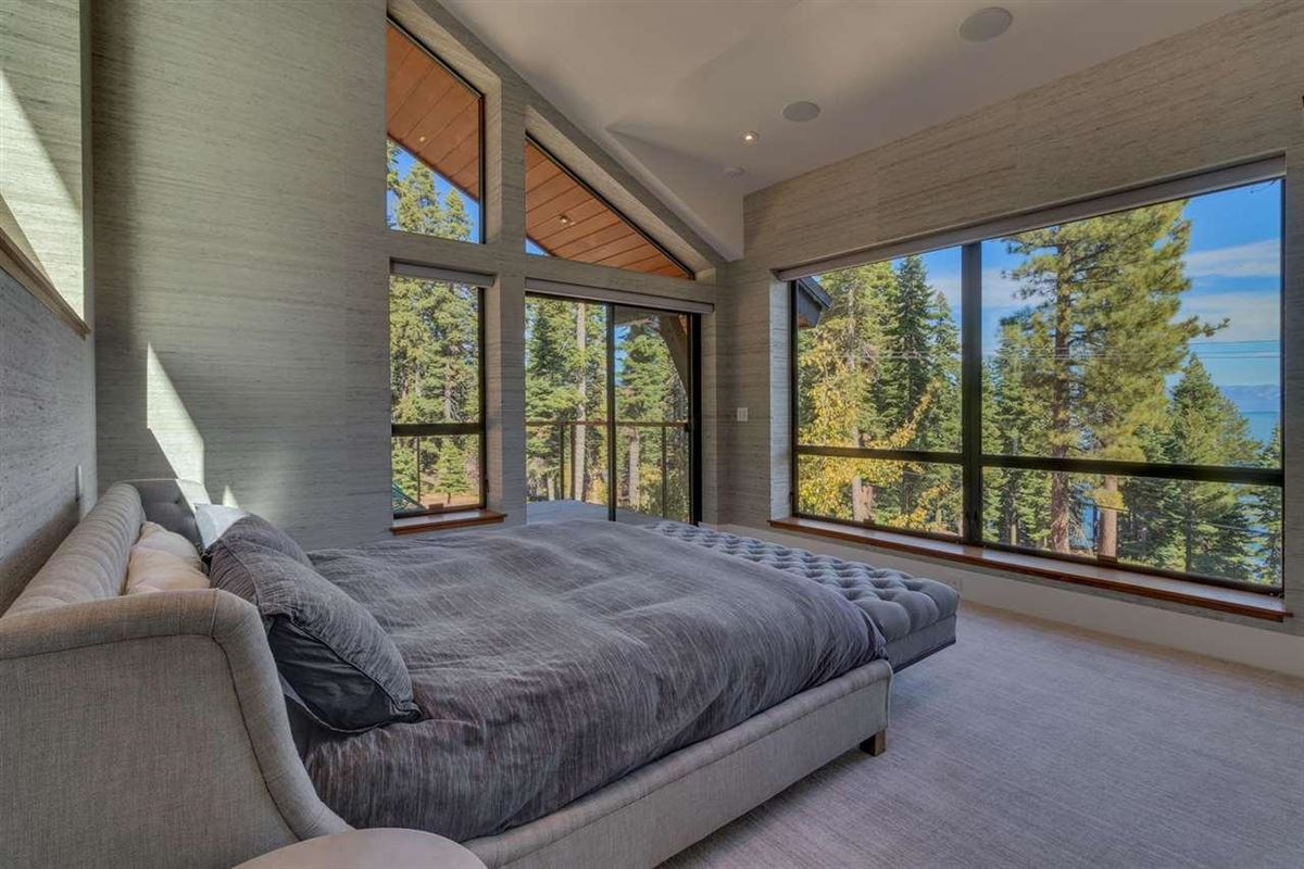 Luxury properties lake view eight-acre property