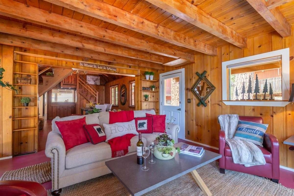 Lakeview Old Tahoe home luxury homes