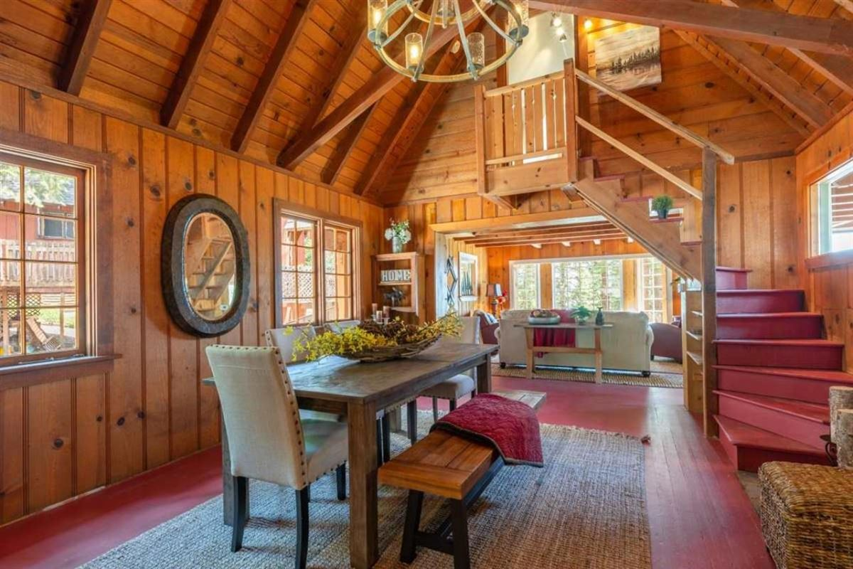 Luxury real estate Lakeview Old Tahoe home