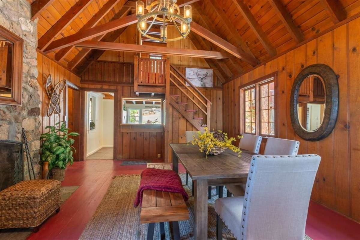 Lakeview Old Tahoe home luxury real estate