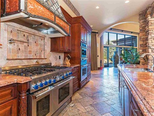 home on two acres in exclusive gated community mansions
