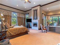Luxury homes in home on two acres in exclusive gated community
