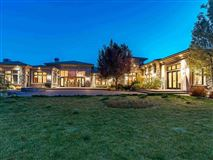 home on two acres in exclusive gated community luxury homes