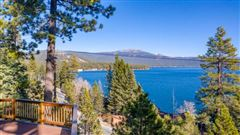 Huge panoramic lake views luxury real estate