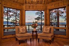Lakefront Estate on the Nevada Side of Lake Tahoe luxury properties