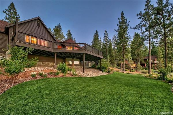 Lakefront Estate on the Nevada Side of Lake Tahoe luxury real estate
