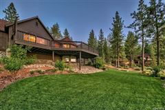Luxury homes Lakefront Estate on the Nevada Side of Lake Tahoe