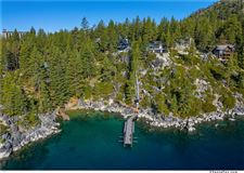 Luxury homes in Lake Tahoe's newest, highest-level construction is offered for sale