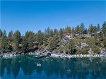 Lake Tahoe's newest, highest-level construction is offered for sale luxury homes