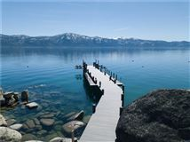 Lake Tahoe's newest, highest-level construction is offered for sale luxury real estate