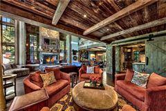 Luxury homes Tahoe Rustic Luxury in prestigious location