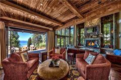 Tahoe Rustic Luxury in prestigious location luxury homes