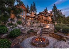 Luxury homes in Tahoe Rustic Luxury in prestigious location