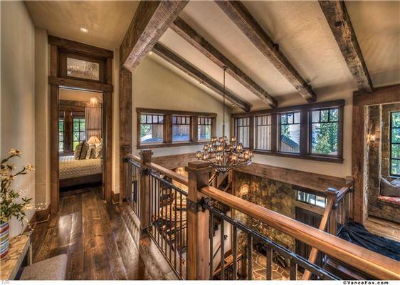 Mansions Tahoe Rustic Luxury in prestigious location