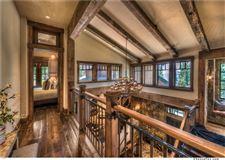 Tahoe Rustic Luxury in prestigious location luxury real estate