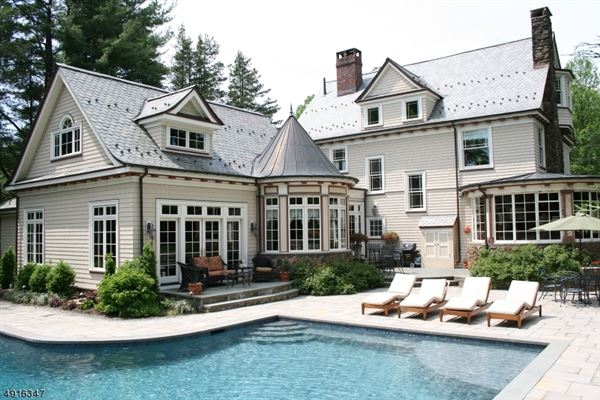 Fabulous Colonial Revival  luxury real estate