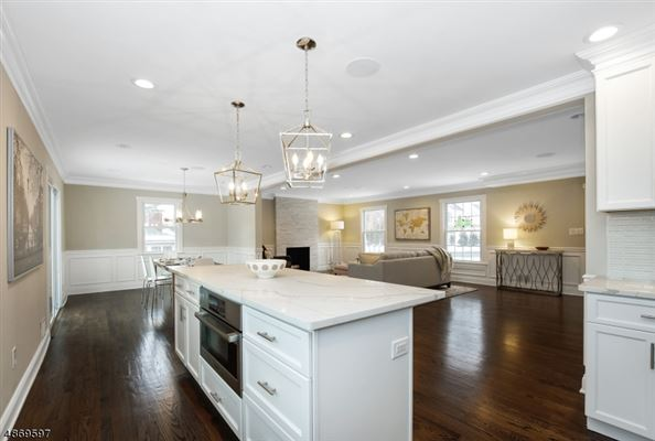 Luxury homes Complete gut renovation and expansion
